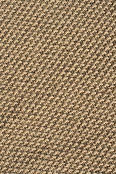Beige textile pattern close-up Backgrounds