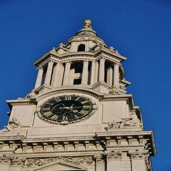 St Paul Clock
