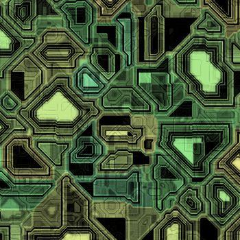 techno circuitry