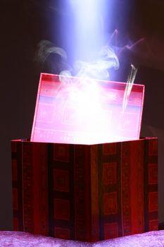 holiday magic box