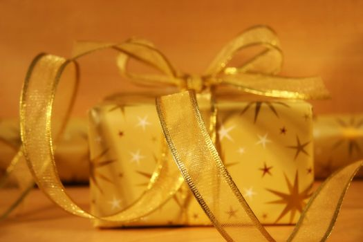 Gold wrappings