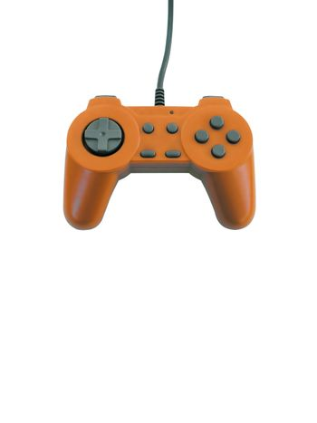 gamepad with clipping path