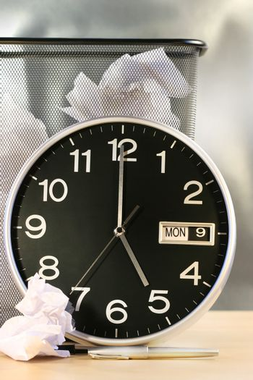 Finally 5 o'clock