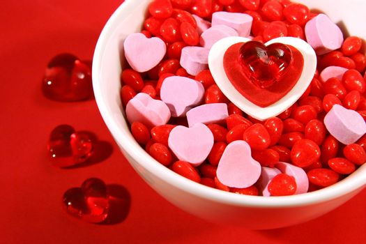 Valentine candies