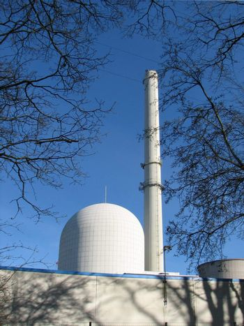 Nuclear Power Plant, Lingen/Ems, Germany, 2008