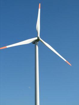 Windmill, Emsland, Germany, 2007
