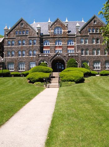 Moravian College, located in Bethlehem Pennsylvania is America's sixth oldest college.  It was founded in 1742 by followers of John Amos Comenius who was a 17th century Moravian bishop.