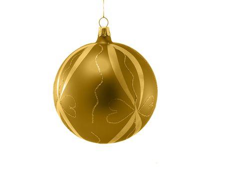 decorative Christmas bauble