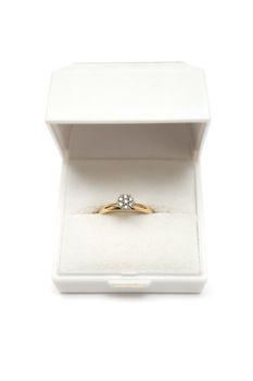 Precious Engagement Ring