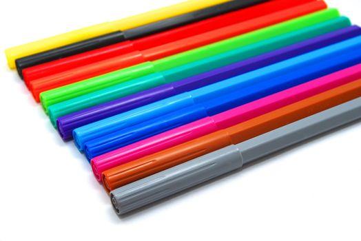 Soft-tip pens