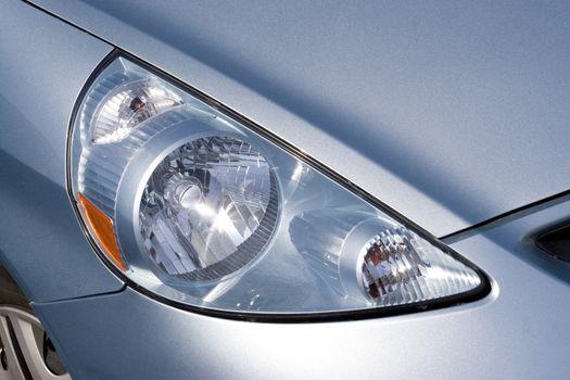 Headlight Detail