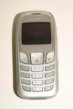 siemens cellphone