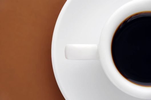 half an espresso