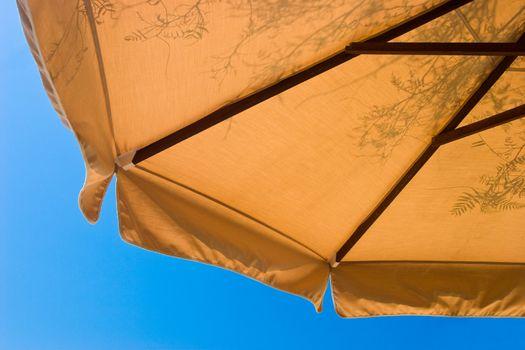 Sunshade detail