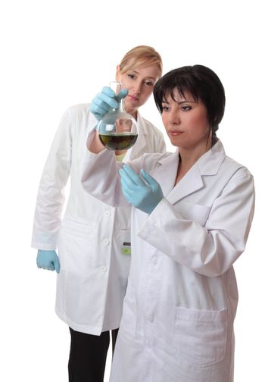 Scientific laboratory workers
