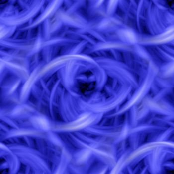 Different design ob flames creating a background or backdrop