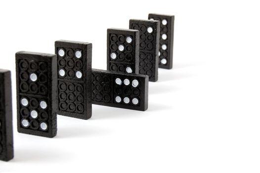 individual domino