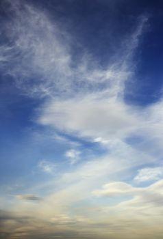 Cloudscape Backrground