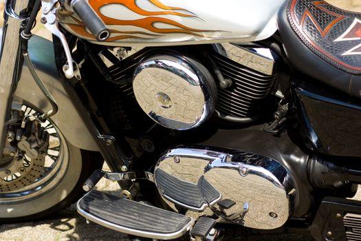 glamor motorcycle