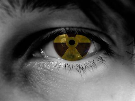 Danger eye