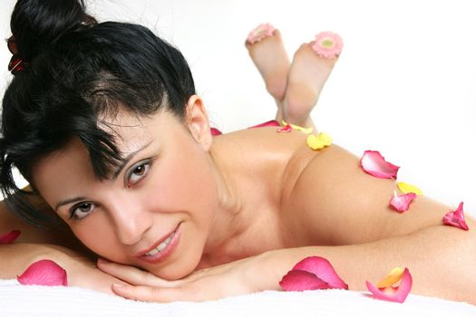 Beautiful Girl - Spa Beauty Rejuvenation
