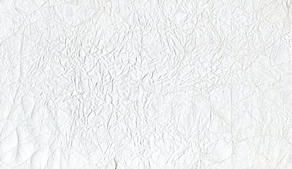 New rugged paper with wrinkles