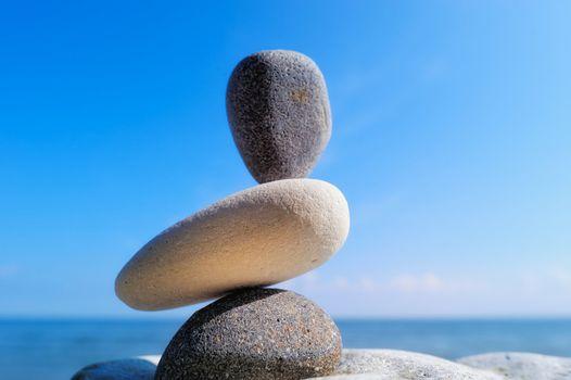 Trio of stones