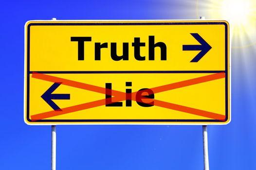truth or lie