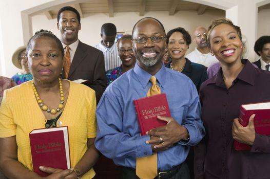 Sunday Service Congregation