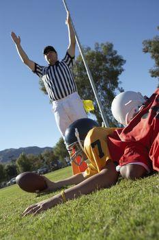 Football Player Scoring