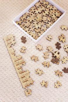 International Jigsaw Puzzle
