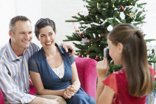 Family Gathering at Christmas