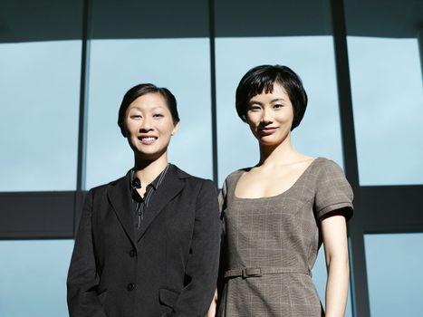 Confident Businesswomen