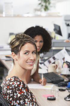 Businesswomen in Office