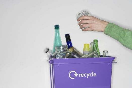 Items for recycling