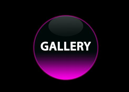 pink neon buttom gallery