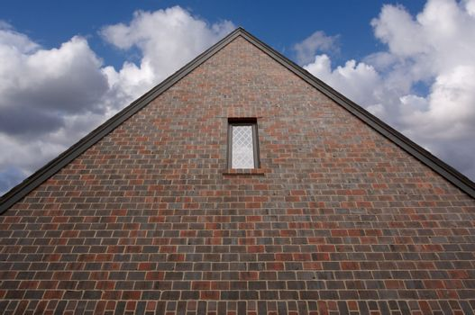 Abstract of New Brick Construction and Window