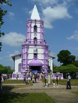 Church of the Nazareno, Atalaya, Panama