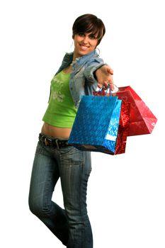 The happy consumer