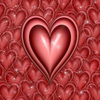 twinkling heart