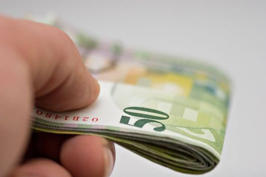 Paying with swiss francs