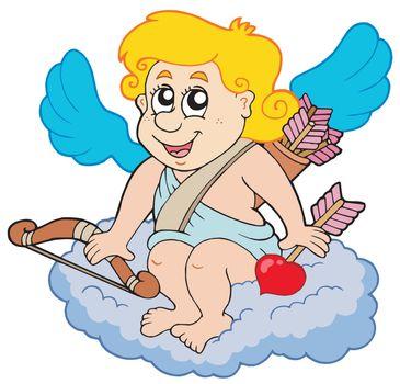 Cupid on cloud
