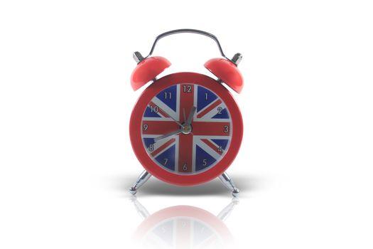 English alarm clock