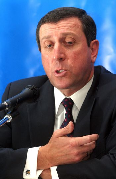 "Vice-president of company ""Rosneft"" Sergey Oganesjan"