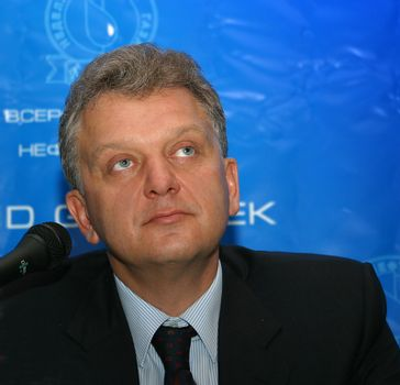 Minister of the industry and power Victor Hristenko