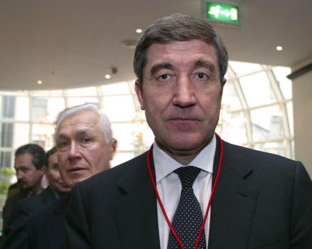 "Chairman of Board of Interstate petroleum company ""Souzneftgas"" Jury Shafranik"