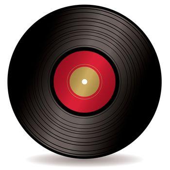 LP record album
