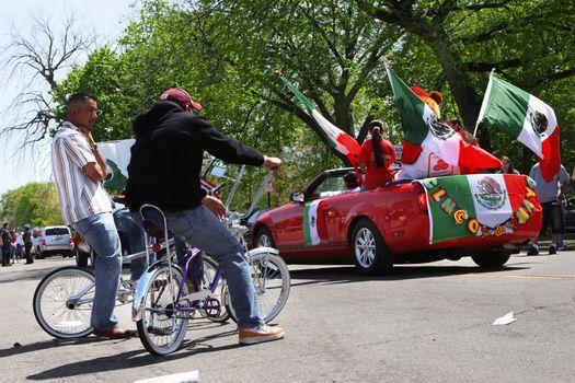 Cinco de Mayo Parade Detroit, MI