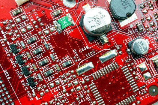 high tech computer equipment