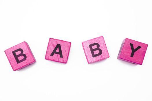 Baby inscription